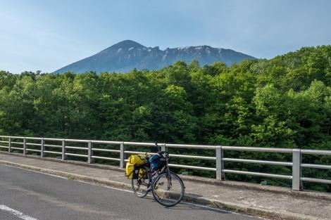 More views of Mt Hachimantai