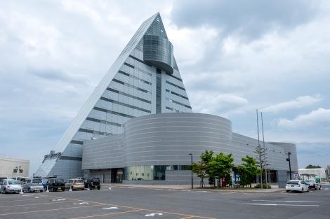 ASPAM building, Aomori