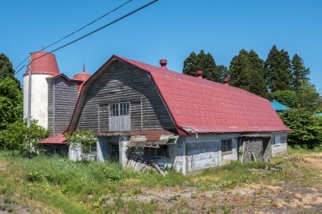 Hokkaido farmhouses