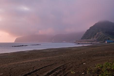 Sunset in Hamamasu