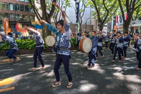 Aoba Matsuri, Sendai
