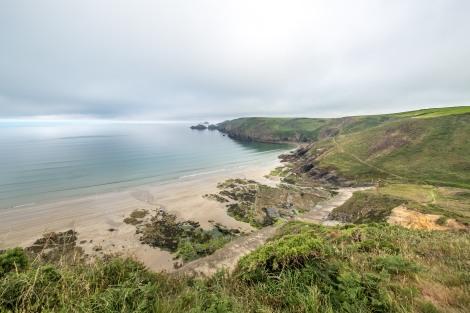 Cwmbach, Pembrokeshire Coast Path