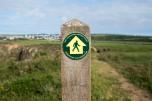Pembrokeshire Coast Path waymark
