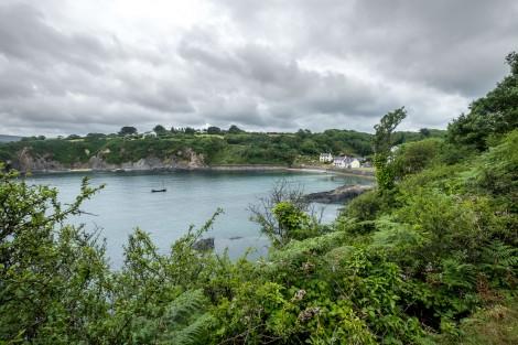 Cwm yr Eglwys, Pembrokeshire Coast Path
