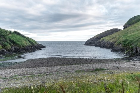 Ceibwr Bay, Pembrokeshire Coast Path
