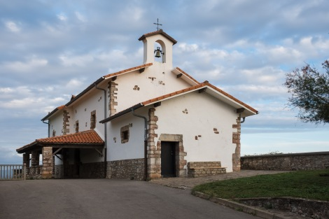 San Telmo Ermita, Zumaia