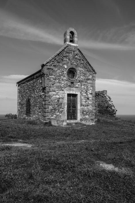 Ermita Santa Catalina above Deba