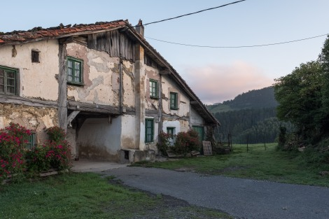 Gorgeous Basque homes
