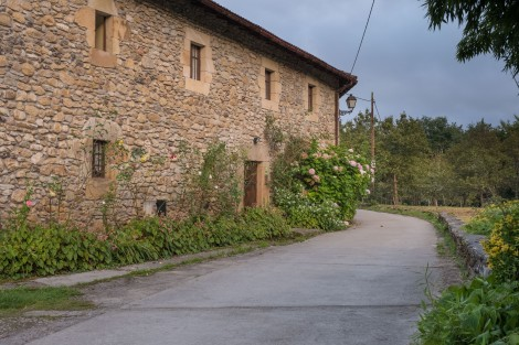 Basque homes