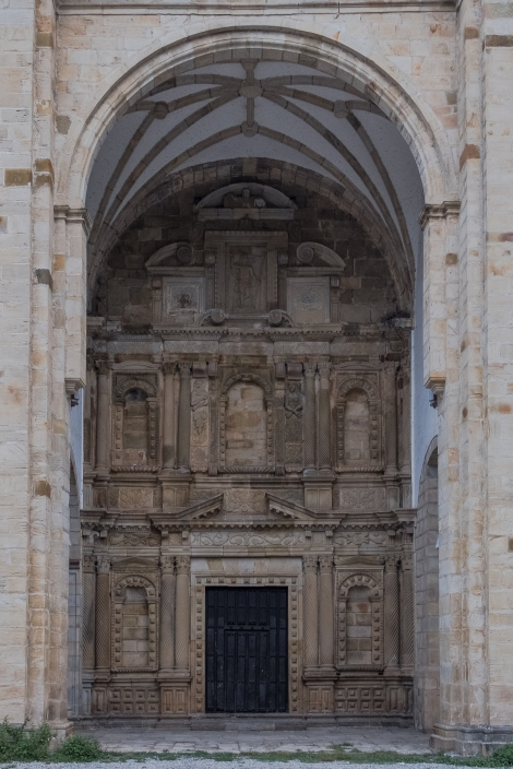 St Vicente Church (Iglesia de San Vicente), Rioseco