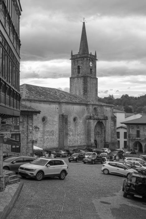 Iglesia San Cristóbal de Comillas