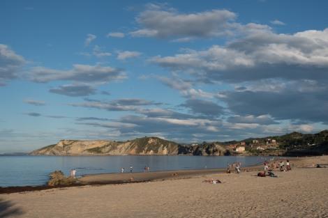 Playa Comillas