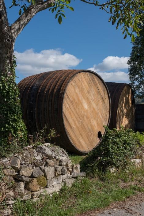 Sidra barrels
