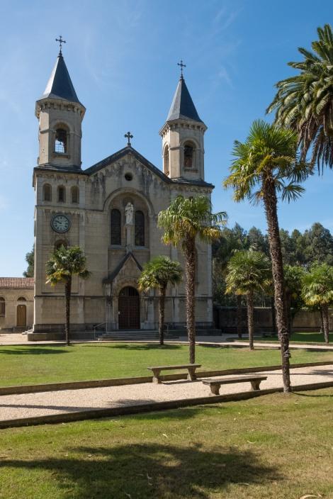 Church of the Nazarene (Iglesia de Jesús Nazareno de Piñera) in El Pito