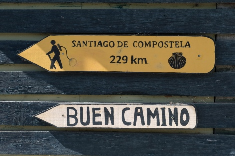 Only 229km to Santiago