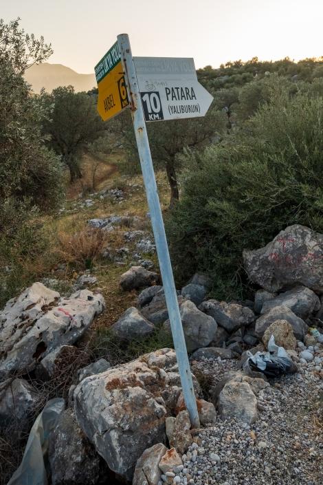 10km to Patara