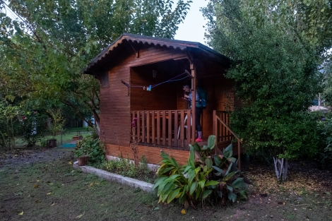 Our bungalow at Duran Pansiyon in Adrasan