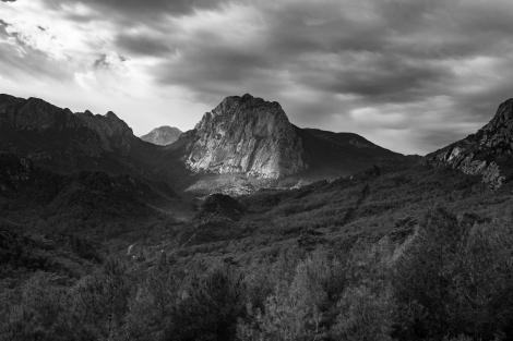 Final mountain views