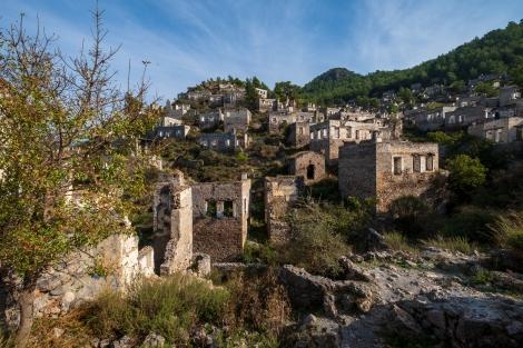 Kayaköy ghost town