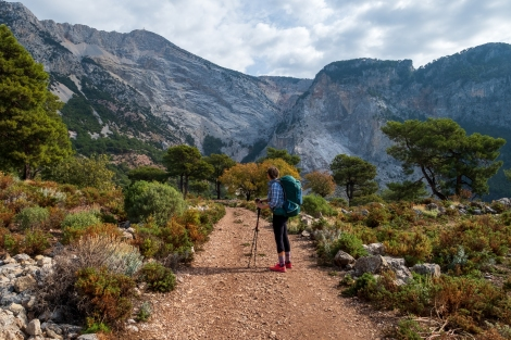 Stunning landscapes on the Lycian Way